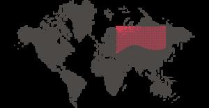 carte soviétique montre russie vintage mécanique