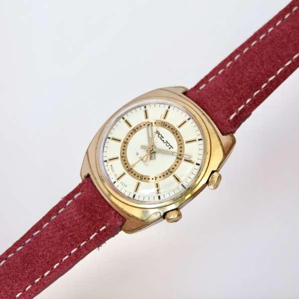 montre dorée soviétique idée cadeau