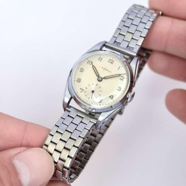 Montre bracelet acier metal