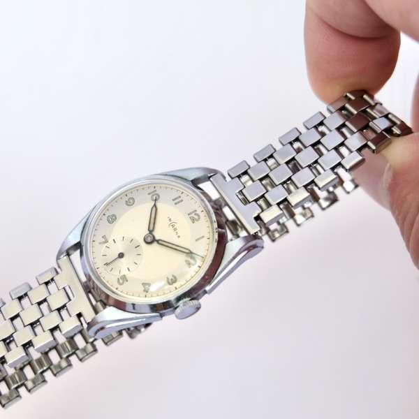 Montre bracelet extensible vintage