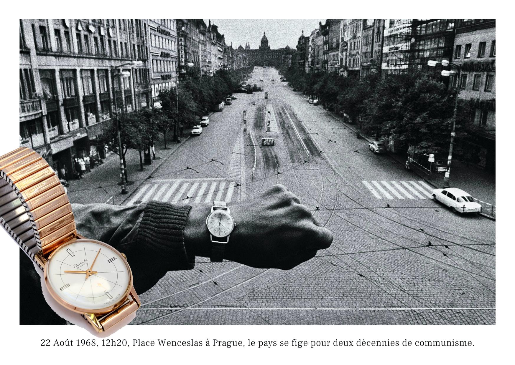Histoire Josef Koudelka montre centre pompidou photographie 1968 mai